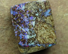 "26cts.""BOULDER OPAL~FROM OUR MINES"""