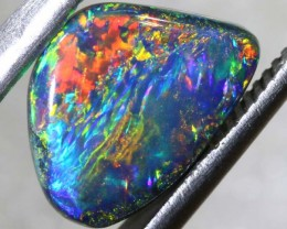 2CTS BLACK OPAL POLISHED STONE TBO-7733
