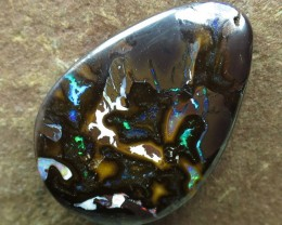 "14cts.""BOULDER MATRIX OPAL~BUY DIRECT!"