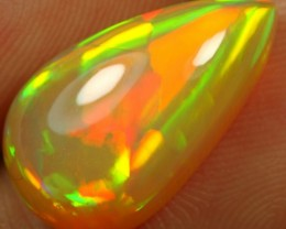 Christmas Sales 6.20cts FLAGSTONE PATTERN Natural Ethiopian Welo Opal