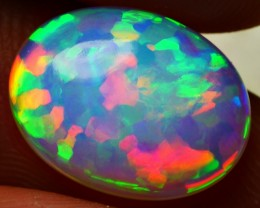 3.50 CRT WONDERFUL PERFECT RAINBOW PUZZLE SWEET COLOR WELO OPAL