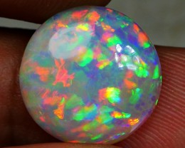 4.05 CRT WONDERFUL ROUD RAINBOW PRISM 5/5 FULL COLOR WELO OPAL