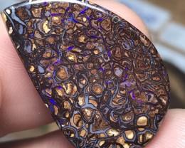 22.5cts Boulder Opal Stone AD381