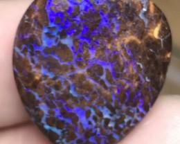 25cts Boulder Opal Stone AD386