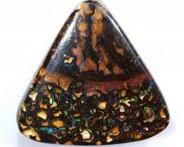 30ct 22x21mm Koroit Boulder Matrix Opal [LOB-909]