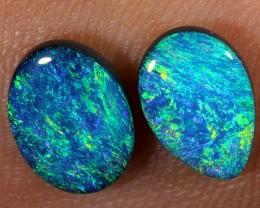 2.3ct Lightning Ridge Opal Doublet [PDO-079]