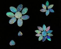 Parcel Nice Crystal commercial opals QOM 1652