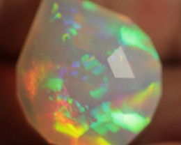 Hand picked opal for faceting by me and cut in New York by Master cutter Mark Hashnu.  I may have a 0 feedback rating but that is only because my 100% rating in this opal section disappeared.  Try to remember me as I'll be posting some sweet deals once I