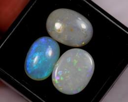 No Reserve~ 6.64ct 3Pcs Coober Pedy Opal Parcel Lot