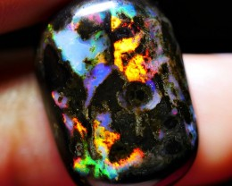 16.10 CRT VERY BRIGHT INDONESIAN OPAL WOOD FOSSIL