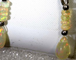 6 CTS ETHIOPIAN OPAL EARRING PAIR FOB-1218