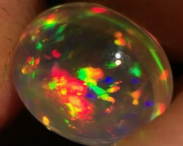Mexican Brilliant 1.24ct Crystal Opal (OM)