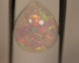 High end crystal opal.  Top shelf color stone.