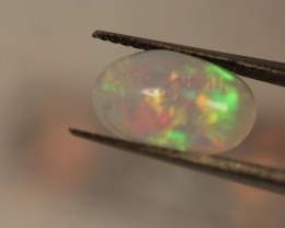 2.35 ct Gem Welo opal.