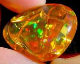 No Reserve~ 18.40Ct ContraLuz Ethiopian Welo Specimen Crystal Opal