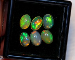 NR#  3.01ct Oval 7x5mm Welo Opal Parcel Lot