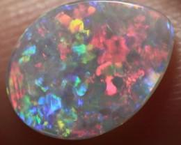 Lightning Ridge Solid Crystal Opal Stone 0.72ct