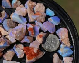 55 Grams Opal Valley Blues Greens