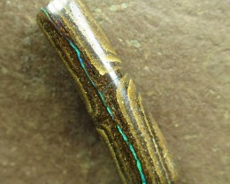 """25cts.""""BOULDER OPAL~FROM OUR MINES 2U"""""""