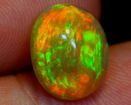 NR Auction ~  2.28Ct Magnificent Chaff Ethiopian Welo Opal