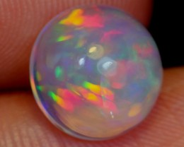 NR#  1.70Ct Pink Color Play Ethiopian Welo Opal
