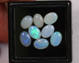 NR~  3.75ct Oval 7x5mm Coober Pedy Opal Parcel Lot