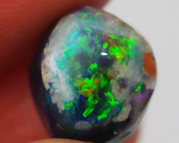 9.35CT VIEW ROUGH FOR CARVING BLACK OPAL  TO281