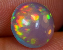 NR Auction ~  1.01Ct Neon Color Ethiopian Welo Opal