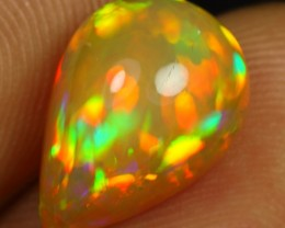 AAA 4.60cts FLORAL PATCHWORK Natural Eth Welo Opal