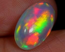 NR#  2.48Ct Splendid Rainbow Ethiopian Welo Opal