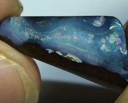 11.65 ct Boulder Opal With Multi Color