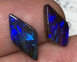 5.9cts Boulder Opal Stone AD421