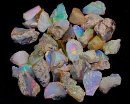 NR#  44Ct Ethiopian Welo Rough Opal Parcel