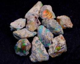 NR#  36Ct Ethiopian Welo Rough Opal Parcel