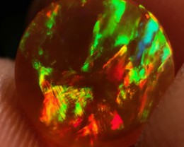 Mexican TOP 2.9ct Crystal-Contraluz Opal (OM)