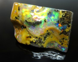 126Ct Queensland Boulder Opal Specimen