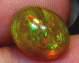 NR Auction~ 1.80ct Beautiful Color Ethiopian Welo Polished Opal