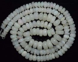 64.30 Ct Natural Ethiopian Welo Opal Beads Play Of Color