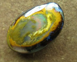 "12cts.""YOWAH NUT OPAL~FROM OUR MINES"""