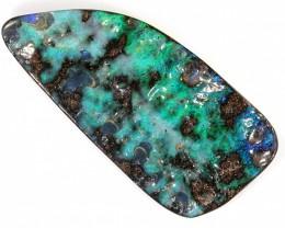 53ct 44x20mm Queensland Boulder Opal  [LOB-986]
