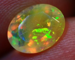 NR Faceted  Ethiopian Wello Opal.  Cts1.15.  RD519