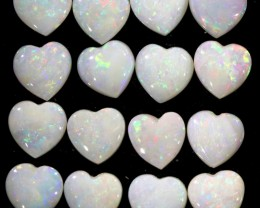7.30 CTS COOBER PEDY WHITE OPAL PARCEL CALIBRATED [SO9676]