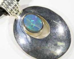 Stylish Opal  Triplet set in Pendants CF1738