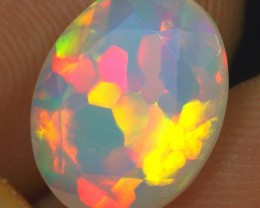 Christmas Sales 2.20cts AAA FLORAL Natural Ethiopian Welo Opal