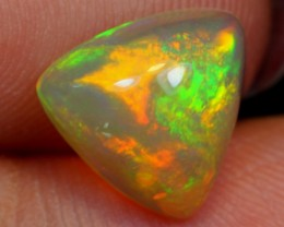 NR#  1.29Ct Gorgeous Rainbow Ethiopian Welo Opal