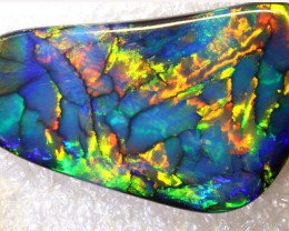 23.35 CTS COLLECTOR PC BLACK SOLID OPAL  INV-890