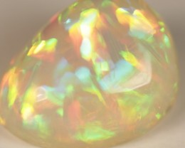 34.25 ct Gem Welo Tsehay Mewcha opal.  The best!