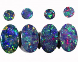 2.91 CTS OPAL DOUBLET PARCEL SET [SO9746]
