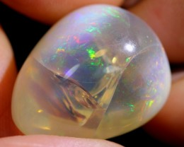 NR~ 25.97cts Beautiful Ethiopian Welo Specimen Crystal Opal