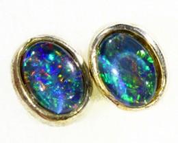 Modern design Opal Triplet Earring CF1777